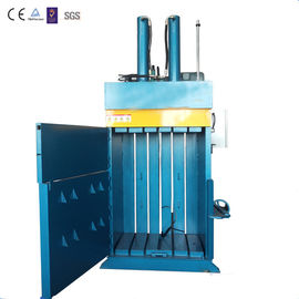 PET Hard Plastic Recycling Machine , Plastic Baler Machine Packing Recycle Bottle